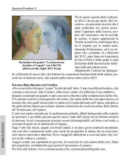 12 press_Corinna Carrara_Quaderni Brembani 11_pag3_E.Arizzi_2013
