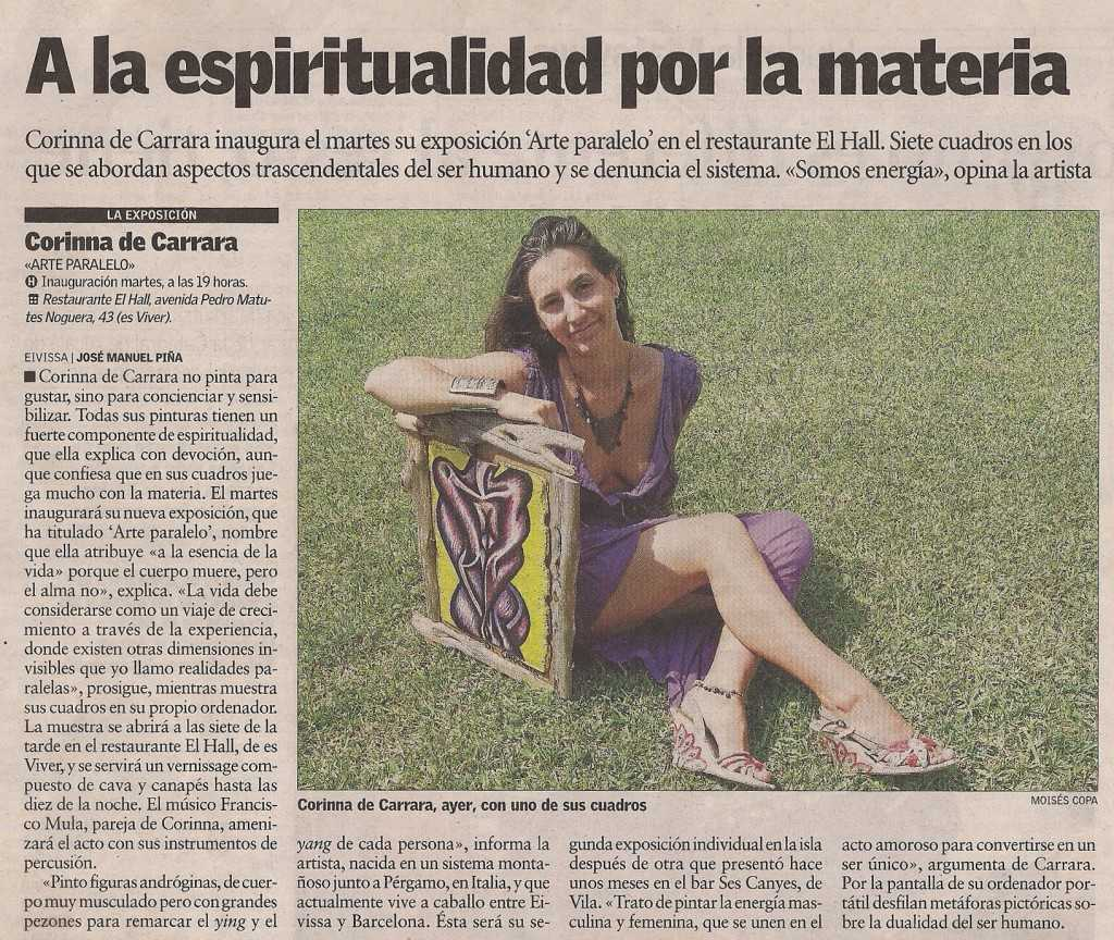 3 press_Corinna Carrara_Diario di Ibiza 24.08.08